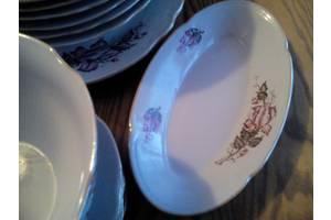 б/у Столовая посуда