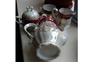 Чайные сервизы Bohemia