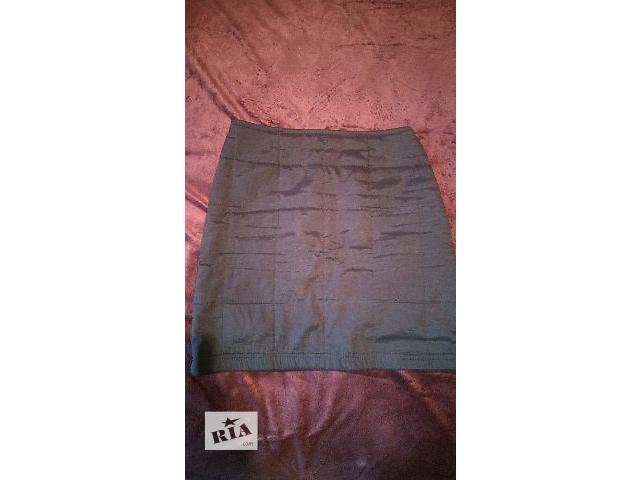 купить бу Утеплённая стрейчевая юбка36 S в Бердянске