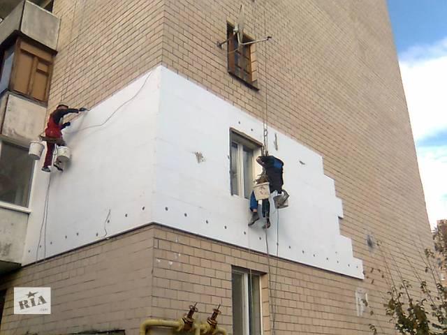 продам Утепление фасадов с гарантией бу в Киеве