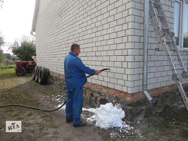 бу Утепление стен в домах ЭКОізолом(жидкий пенопласт.пеноизол) в Виннице