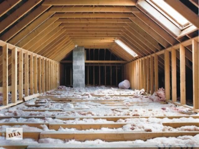 Утеплим крышу! Сохраним 30% тепла - объявление о продаже  в Харькове