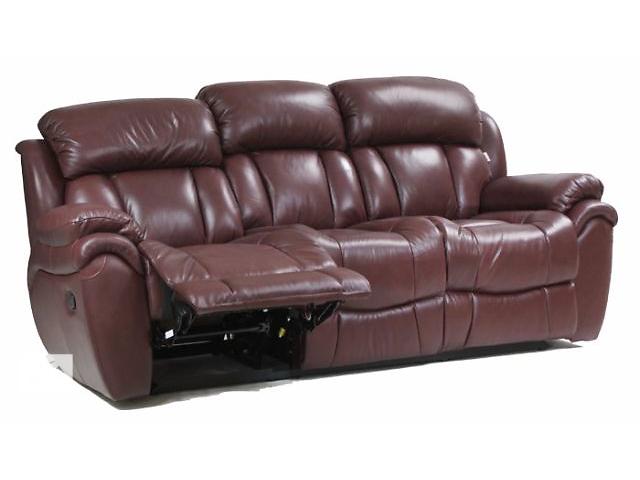 Уютный кожаный диванчик (3р) Бостон, в наличии- объявление о продаже  в Киеве