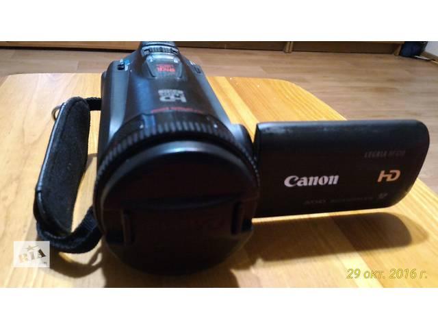 купить бу Canon Legria HFG10 +CANON LEGRIA FS306. В хорошем состояние,без зарядного. в Северодонецке