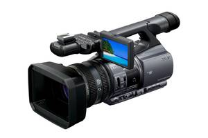 б/у Видеокамера Sony DCR-VX2200E