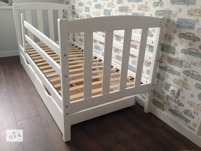 продам Детская деревянная кровать Марсель! бу в Киеве