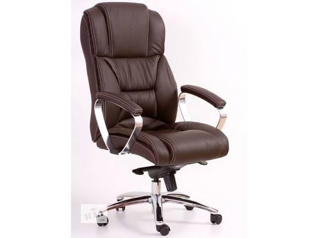 продам В наличии! Кожаное кресло Foster мультиблок с функцией польской фирмы Halmar бу в Червонограде