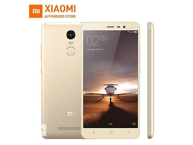(В Наявності)Xiaomi Redmi Note 3 Pro 3/32Gb(Gold)- объявление о продаже  в Камне-Каширском