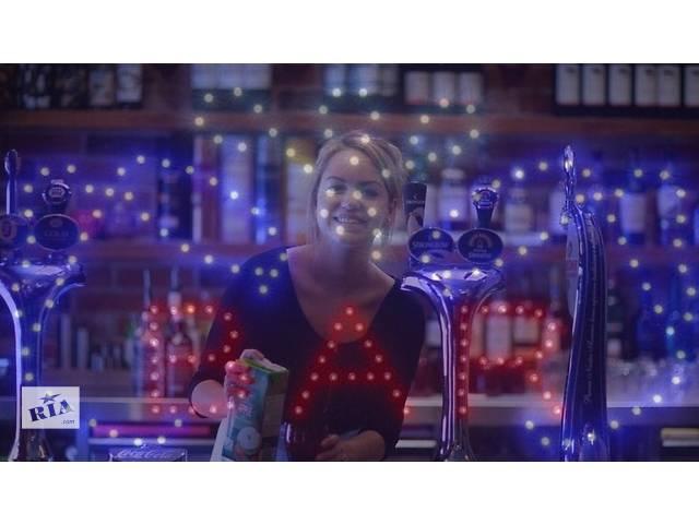 В сеть кафе требуются бармены девушки.- объявление о продаже  в Харькове