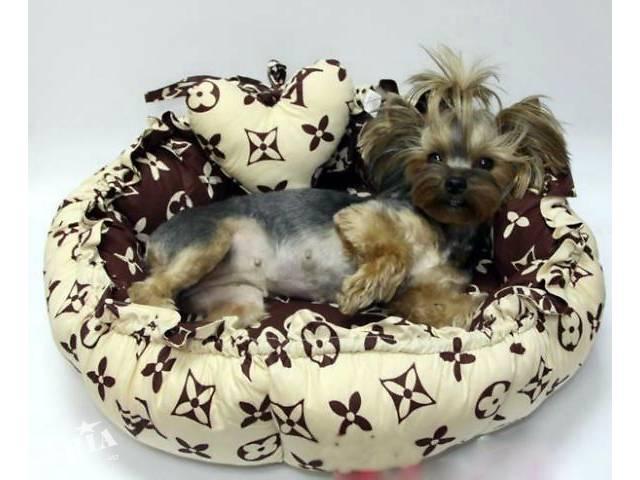 В наличии лежаки Луи Вьютон, размер М, L - Аксессуары для животных в Украине на RIA.com