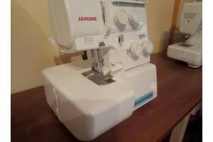 Новые Швейные машинки с оверлоком Janome