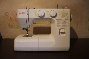 Новые Ножные швейные машинки Janome