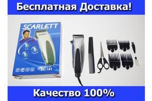 Новые Машинки для стрижки волос Scarlett