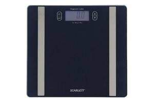 Новые Весы напольные Scarlett