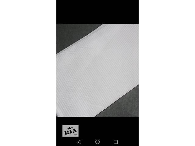 купить бу Вафельные полотенца,вафельная ткань в Киеве