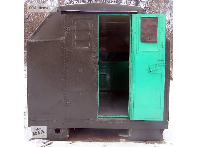 купить бу Вагончик (армейский кунг) б/у, после ремонта в Киеве