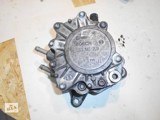 продам вакуумный насос для Volkswagen Passat B6, 2.0tdi, 2006, 03G145209 бу в Львове