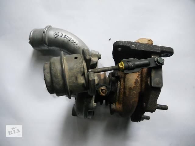 купить бу Вакуумный втягиватель турбины на Renault Trafic, Opel Vivaro, Nissan Primastar в Ровно