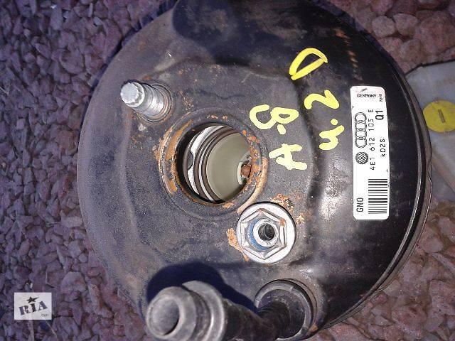 купить бу Усилитель тормозов вакуумный Audi A8 2006 год. в Киеве