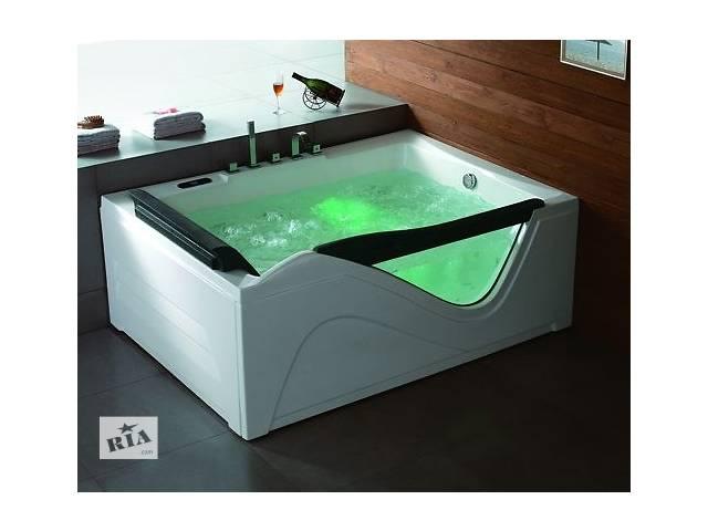 Гидромассажная ванна Golston G-U287, 1800х1300х750 мм- объявление о продаже  в Одессе