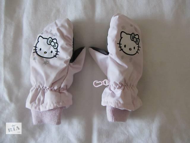 продам Варежки термо H&M Sanrio Hello kitty бу в Чернигове