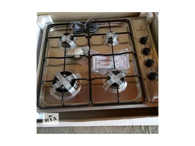 купить бу Варочная поверхность Greta 4х конфорочная в Запорожье