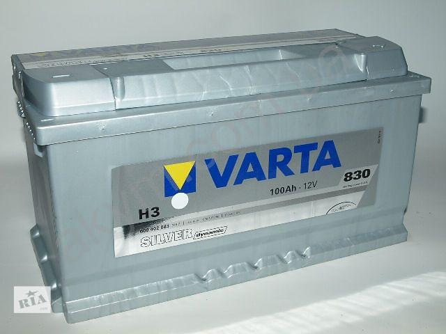 Varta  100 а/ч Silver Dynamic- объявление о продаже  в Киеве