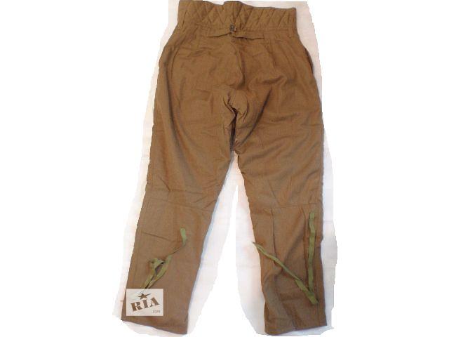 бу Ватные штаны армейские в Херсоне