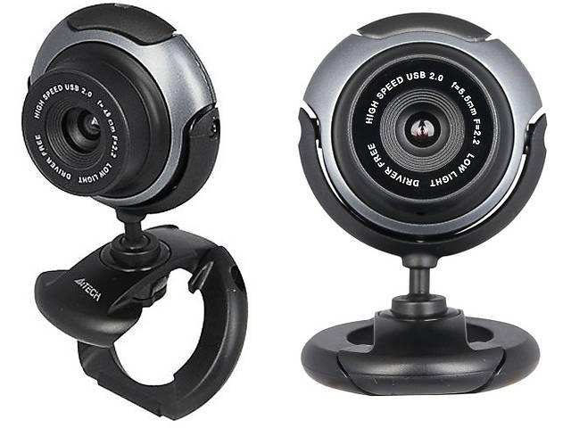 продам Веб Web Камера A4 Tech PK-710G Black 16Mpx бу в Киеве