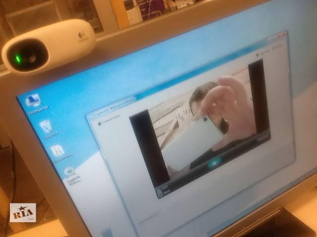 бу вебкамера Logitech C110 в Киеве