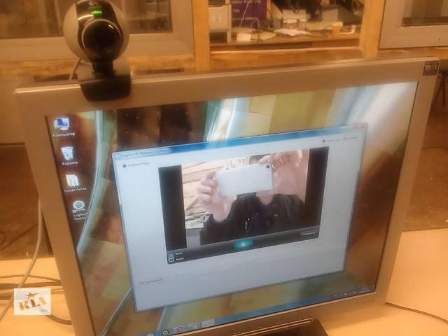 купить бу Вебкамера Logitech C250 в Киеве