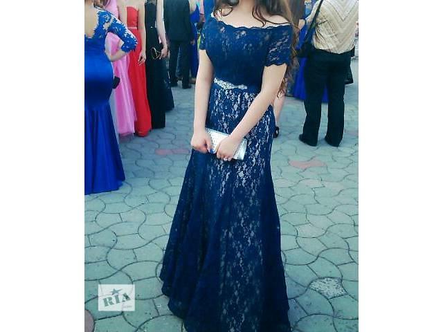продам Вечернее платье бу в Харькове