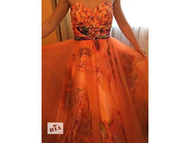 купить бу вечерние платье в Львове