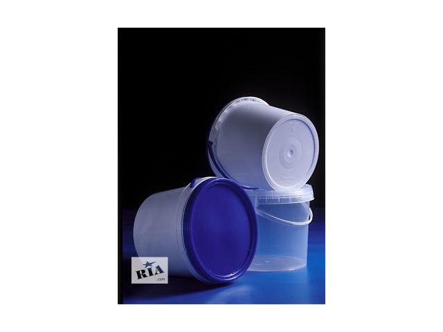 Ведро пластиковое с крышкой 3,4л- объявление о продаже  в Львове