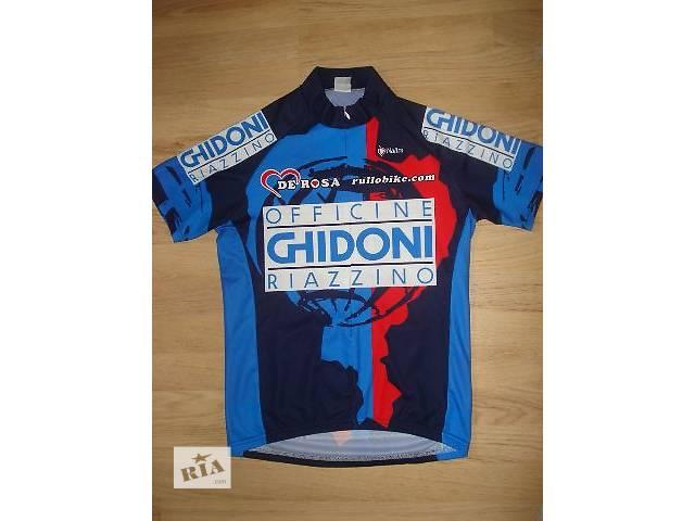 бу Вело футболка Ghidoni в Одессе