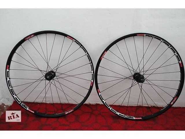 """купить бу Вело колеса 26"""" DT Swiss X1800 на промах (Rigida WheelSet). Оригинал в Сумах"""