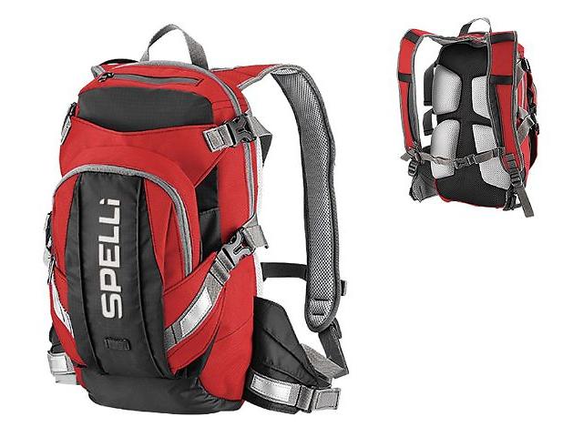 Вело-рюкзак (влагозащитный) 20 литров [Spelli Comfort SBP-059]- объявление о продаже  в Киеве