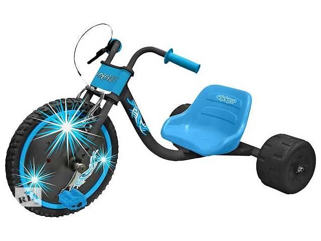 Веломобиль детский трехколесный Ozbozz Elektra Hog Trike- объявление о продаже  в Чугуеве
