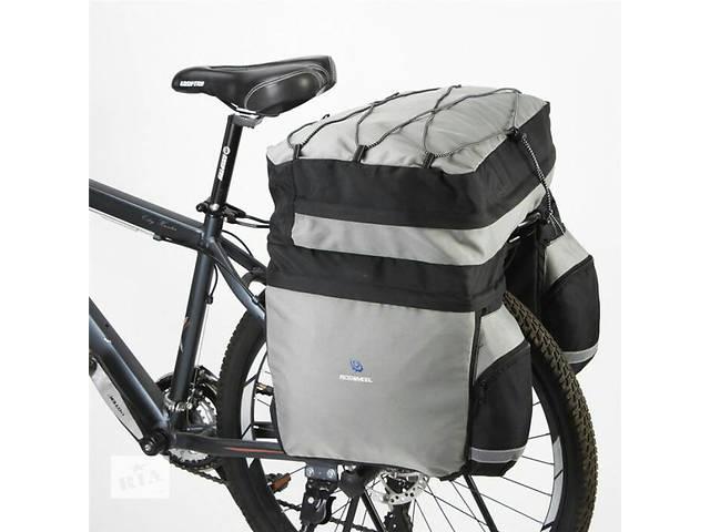 Велосумка на багажник Rowheel 60 л (велобаул)- объявление о продаже  в Днепре (Днепропетровске)