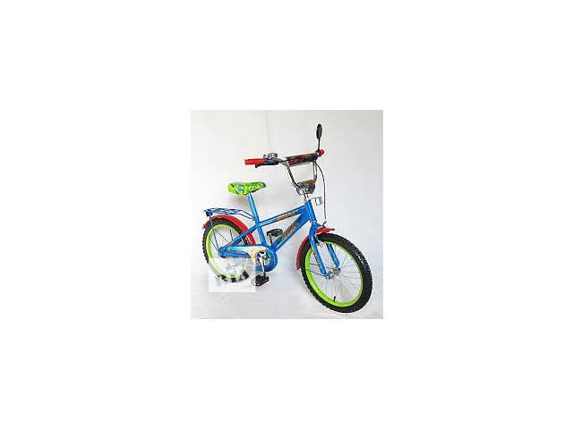 "купить бу Велосипед 2-х колес 20"" со звонком, зеркалом в Николаеве"