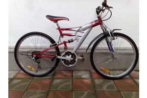 б/у Велосипеди-двопідвіси