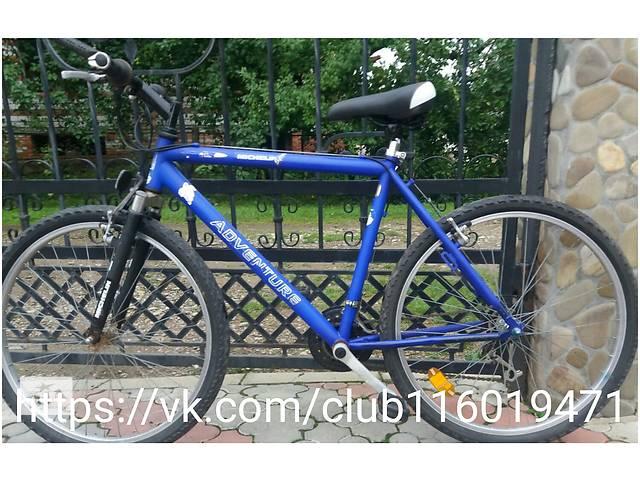 """Велосипед 26"""" """"ADVENTURE""""- объявление о продаже  в Львове"""