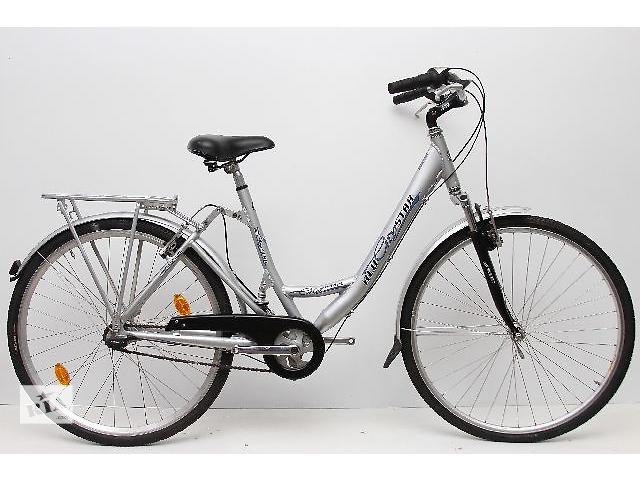 продам Велосипед Alu Citystar Германия,  Интернет магазин VELOED бу в Дунаевцах (Хмельницкой обл.)