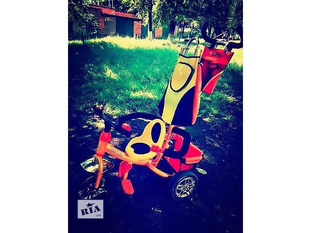 Велосипед Azimut Lexus Trike BC-15B детский трехколесный скидка!- объявление о продаже  в Виннице