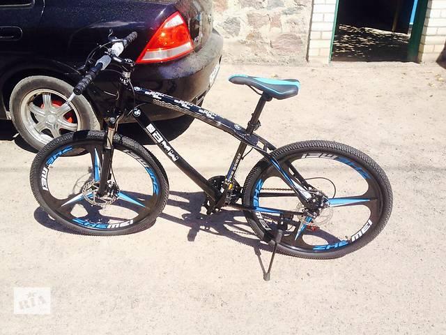 купить бу Велосипед BMW на литых дисках в Черкассах