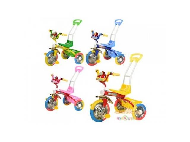 продам Велосипед BOC000614 три колеса длинная ручка бу в Николаеве