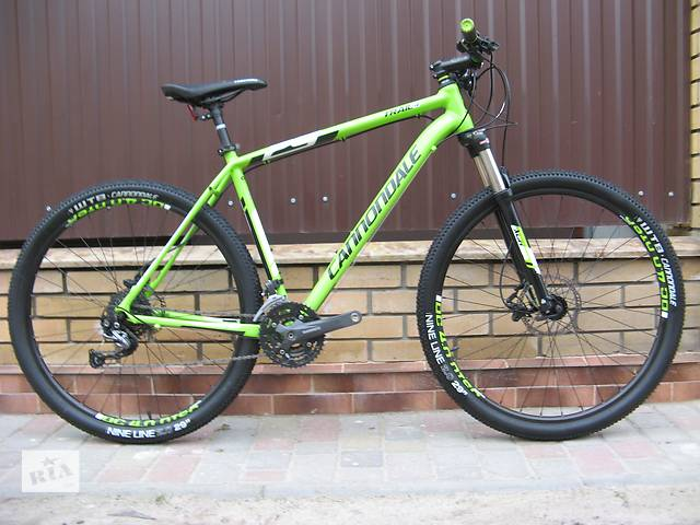 продам Велосипед Cannondale SL4 /29 XL бу в Львове