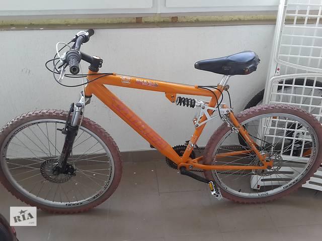 Велосипед Canoga, двохпідвіс, двухподвес- объявление о продаже  в Львове