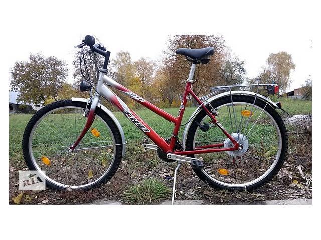 """продам велосипед Chio 26"""" бу в Владимир-Волынском"""