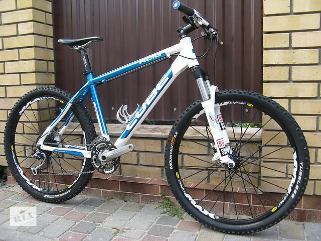 продам Велосипед CUBE Acid  бу в Львове